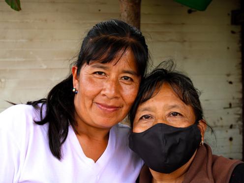 Mujeres muiscas: tejiendo caminos de palabra y tradición