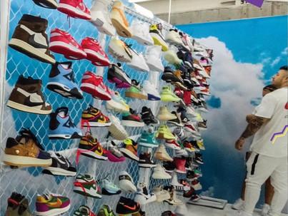La moda de los sneakers pisa fuerte en Colombia