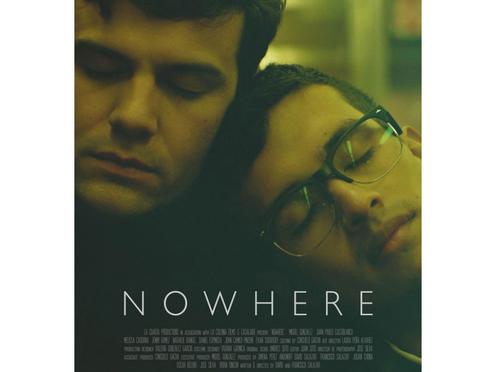 Miguel González, nominado a Mejor Actor por la película Nowhere