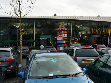Can You Have a Perfectly Nice Weekend Break at a Motorway Service Station?