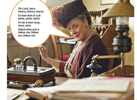 Dame Maggie Smith Sings