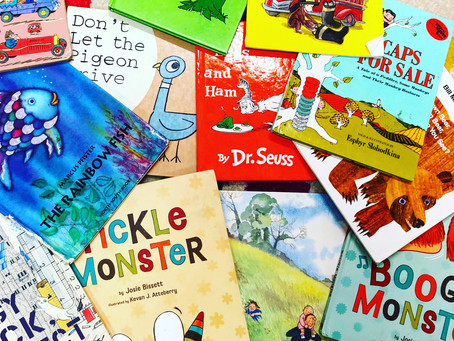 Books that Encourage Speech and Language Development