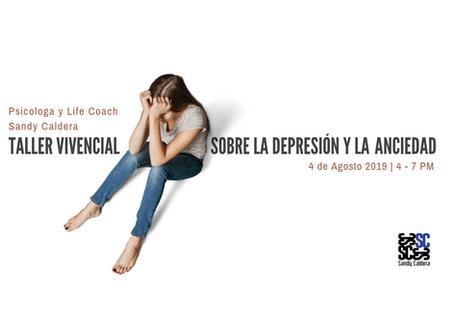 No te acostumbres, la depresión es una enfermedad