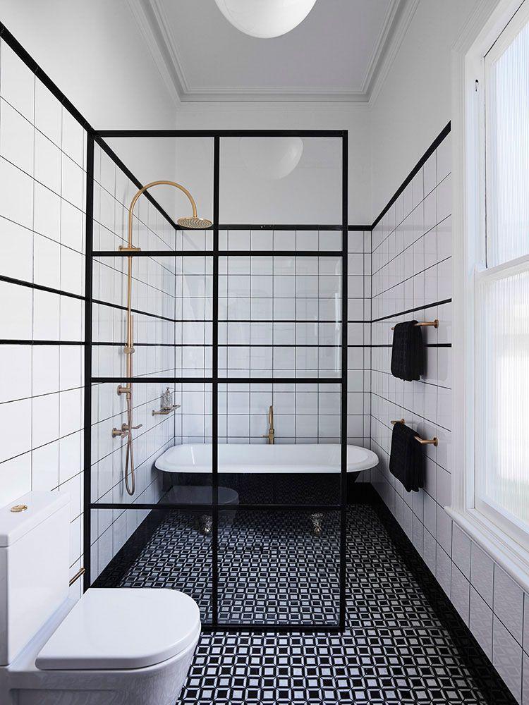 destacar zonas baño