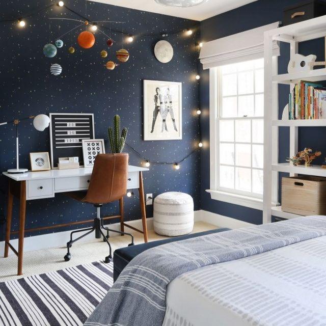 dormitorio infantil astros
