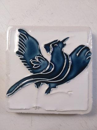 Azulejo corvo