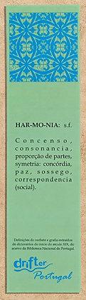 Marcador Harmonia