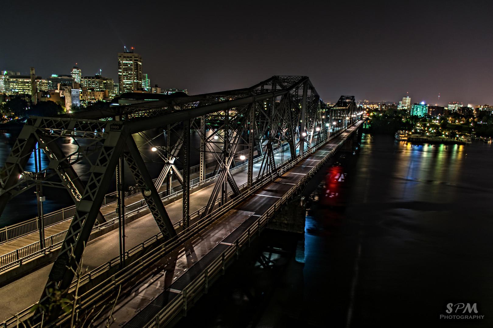 Alexandra Bridge - ottawa