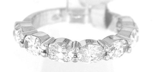 2.40ct F-VVS2 Diamond Eternity Ring