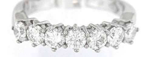 1.55ct E-VVS2 Diamond Eternity Ring