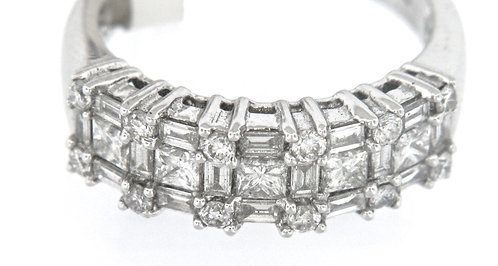 1.50ct F-VVS2 Diamond Eternity Ring