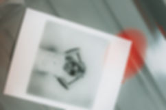 fotografie print de pe film alb negru da