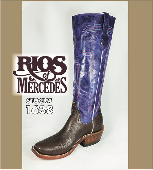 Rios of Mercedes 16 inch / Stock #1638