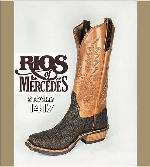 Rios of Mercedes 14 inch / Stock #1417