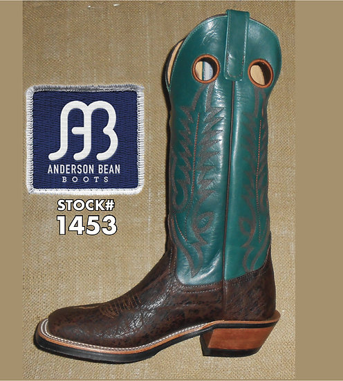 Anderson Bean 14 inch / Stock #1453