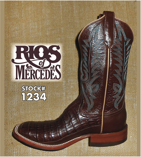 Rios of Mercedes 12 inch / Stock #1234