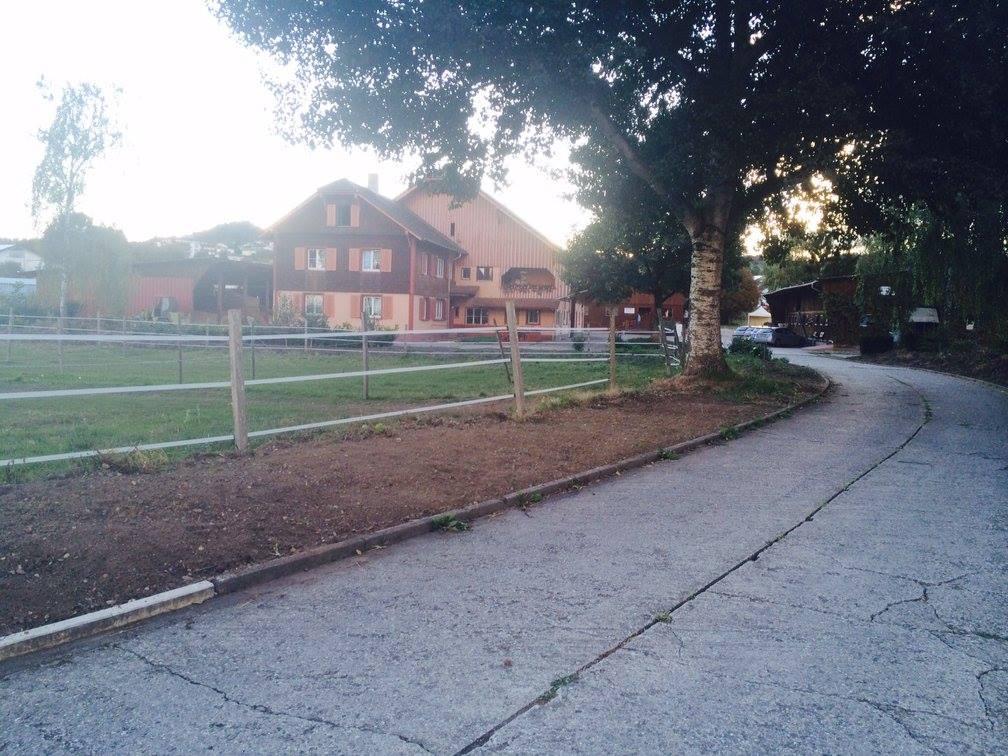 Zufahrt Rosenhof