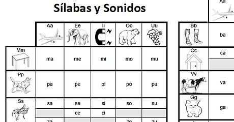 Silabas image