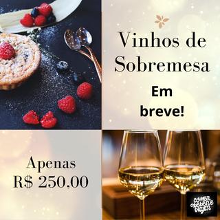 CURSO VINHOS DE SOBREMESA