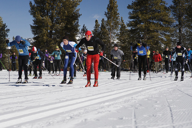 The Leadville Loppet is just a week away!