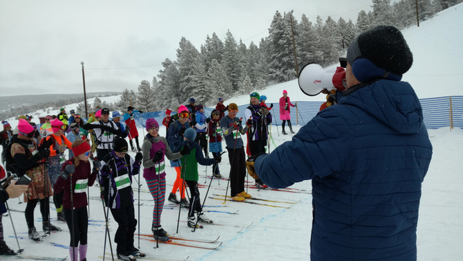 We LOVE our Leadville Loppet racers, fans, sponsors, and volunteers!