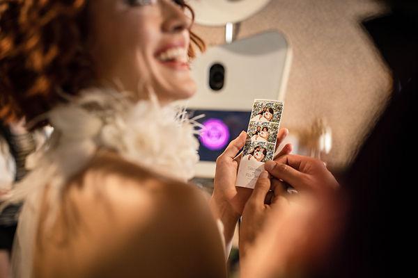 Brisbane photo booth: wedding