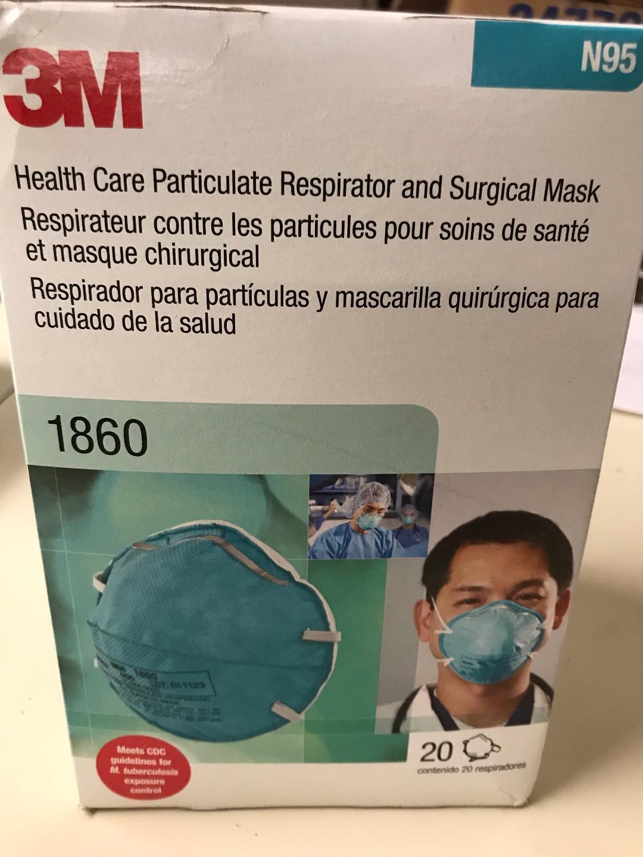 3m 1860 masque