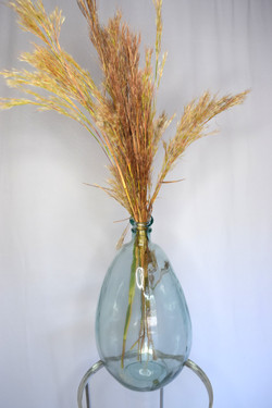 Glass Bubble Vase