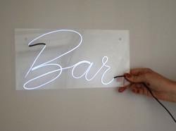 Neon Bar Sign