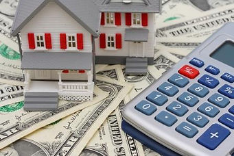 bigstock-Mortgage-And-Down-Payment-21796