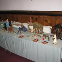 Display of Cribs