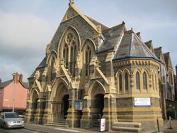 Exterior of Church