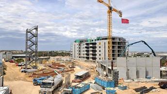 Apartment market shows positive signs