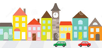 row-houses-illustration-town-scene-along