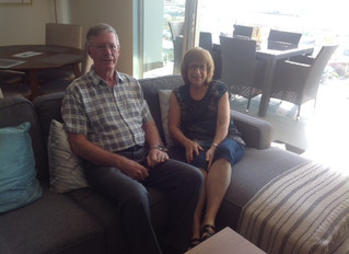 Apartment trial a lifesaver for Lil and Brian