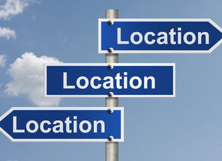 Location, location, location is the national recipe for apartment buyers