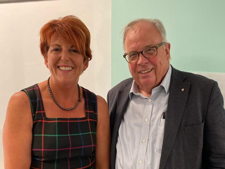 AAA meets with NSW Building Commissioner