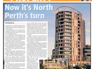 North Perth residents vote yes to revitalisation