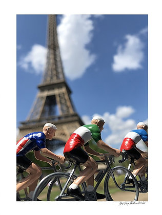 Tour de France by Hooey Mountain