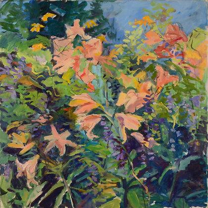 Tiger Lilies, NY Botanical Gardens