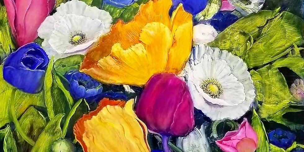 """Spring Greeting"" April 2nd - May 16th 2021"