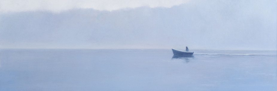 Through the Mist 20x60