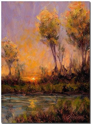 Ablaze with Autumn Splendor