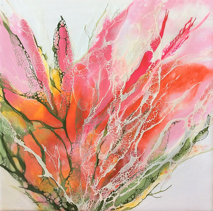 """Richard Coico """"Lady in Pink III""""  Mothers' Day Special Price"""