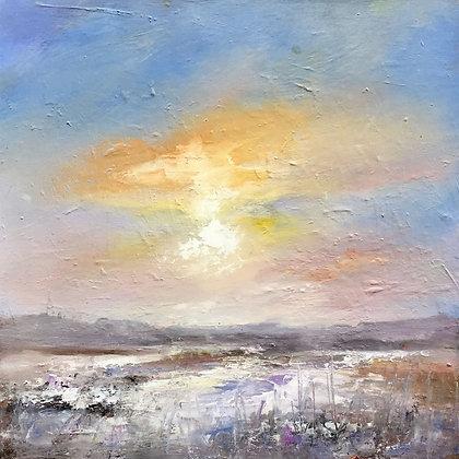Mireille Duchesne - Snowy Fields