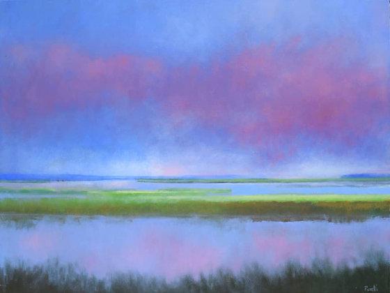 Crimson Light - Marshes