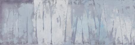 """""""White Dream"""" 12x36"""