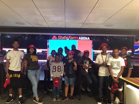 OTV visits the Atlanta Dream on 6/23/2019