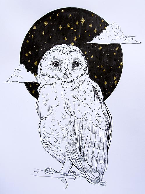 Inktober2020 Stars Drawing