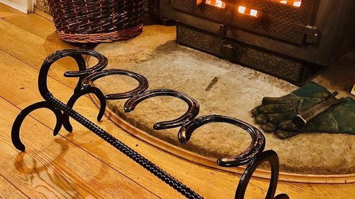 Horseshoe Boot Rack - 2 Pair